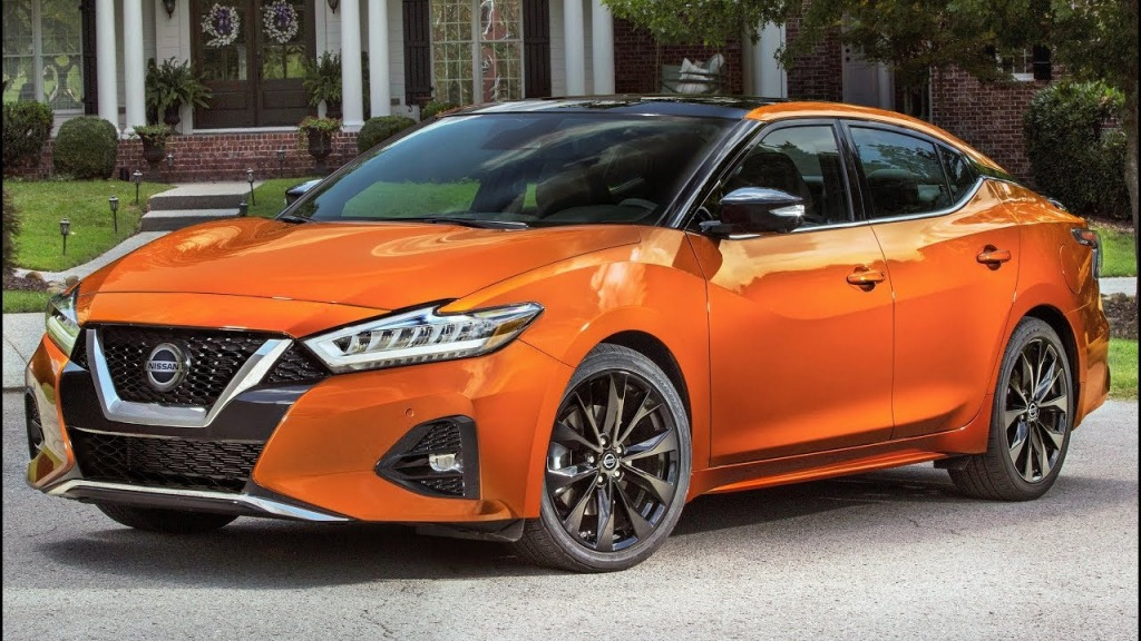 2021 Nissan Maxima Pictures