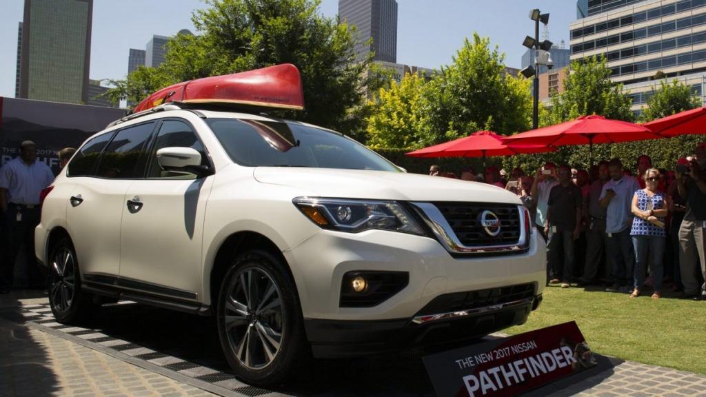 2021 Nissan Pathfinder Hybrid Powertrain
