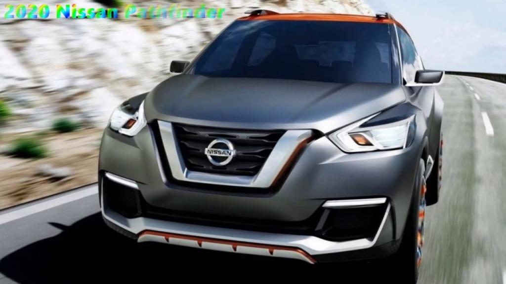2021 Nissan Pathfinder Hybrid Redesign
