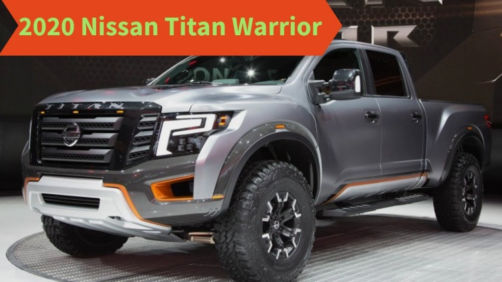 2021 Nissan Titan Release Date