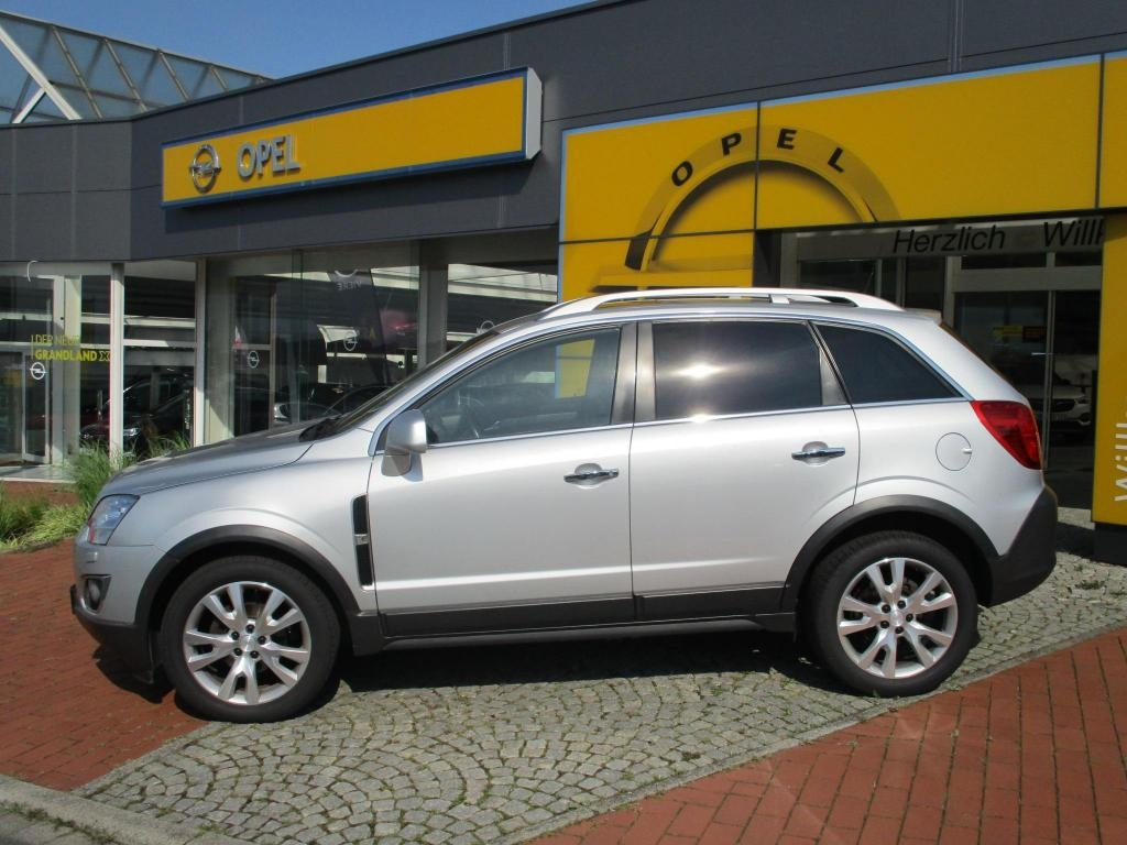 5 Opel Antara Price, Changes, Spy Photos, Specs  New Cars Zone