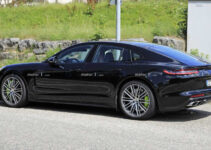 2021 Porsche Panamera Spy Photos