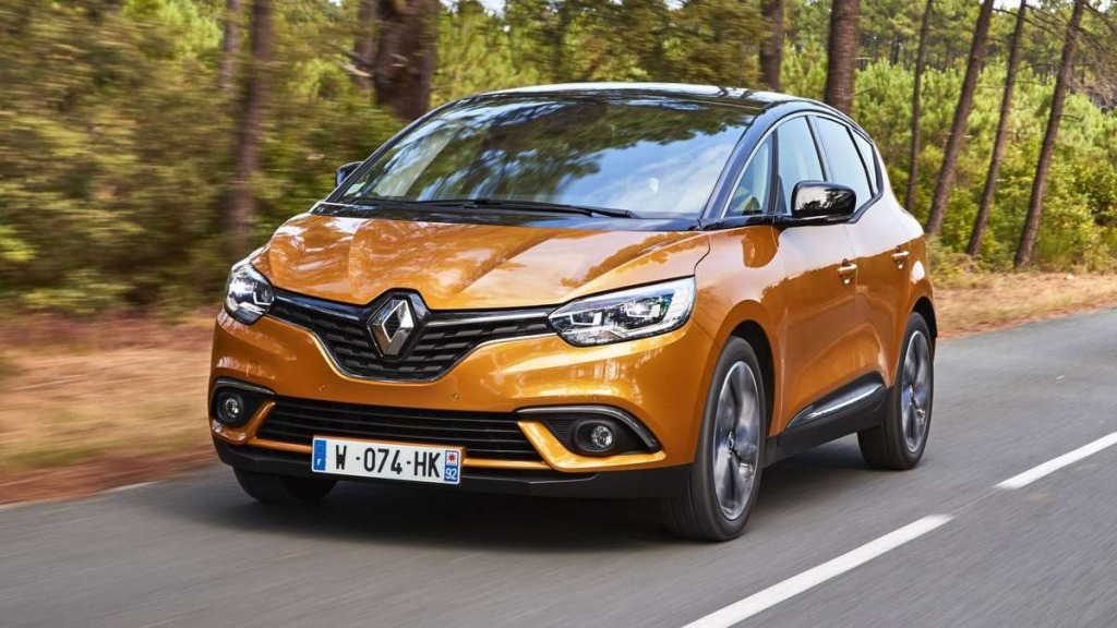 2021 Renault Megane SUV Interior