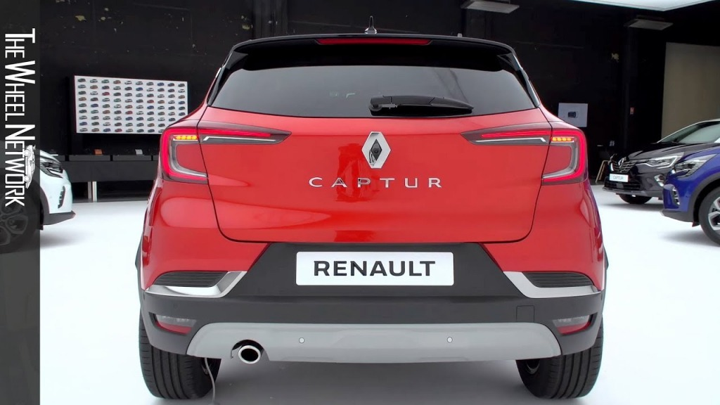 2021 Renault Megane SUV Powertrain
