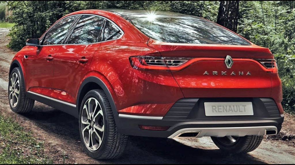 2021 Renault Megane SUV Spy Shots