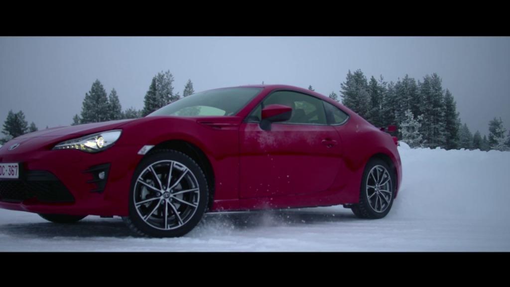 2021 Scion FRS Sedan Spy Photos