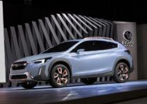 2021 Subaru Crosstrek Hybridand Spy Photos