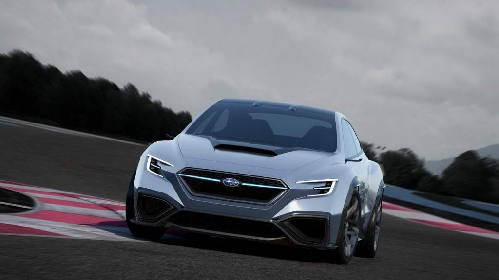 2021 Subaru Forester Drivetrain