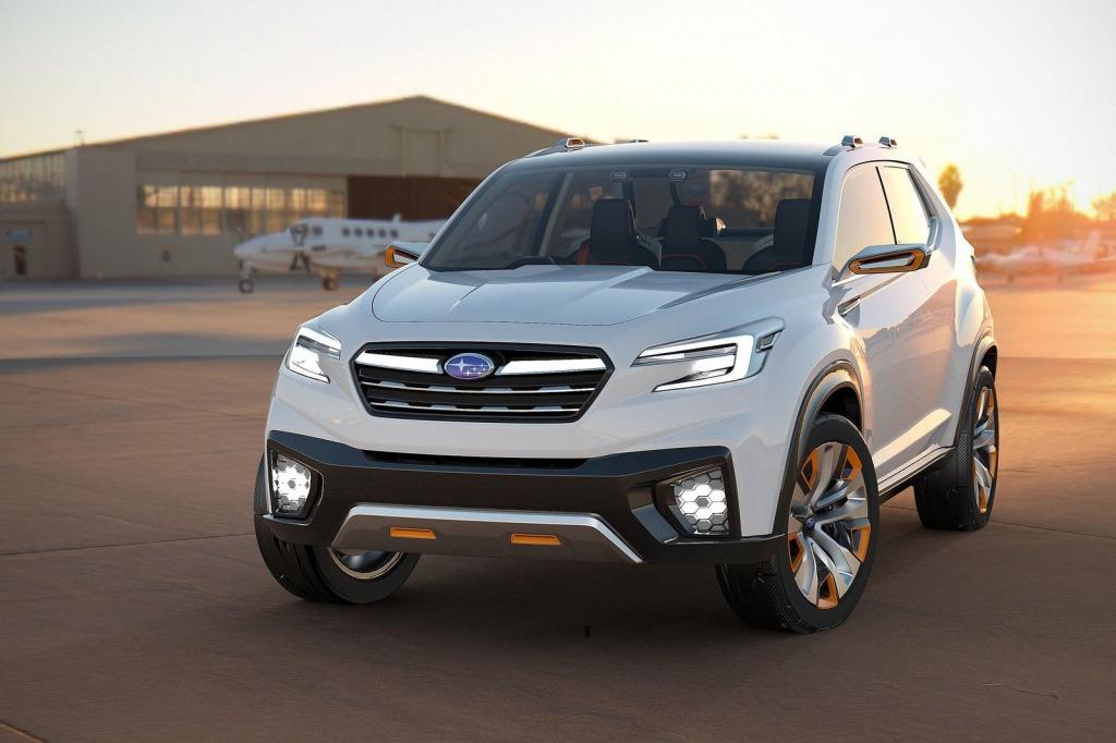 2021 Subaru Forester Redesign