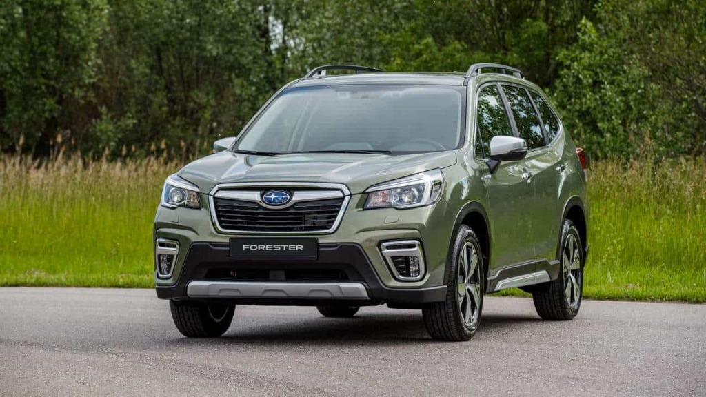 2021 subaru forester redesign  new cars zone