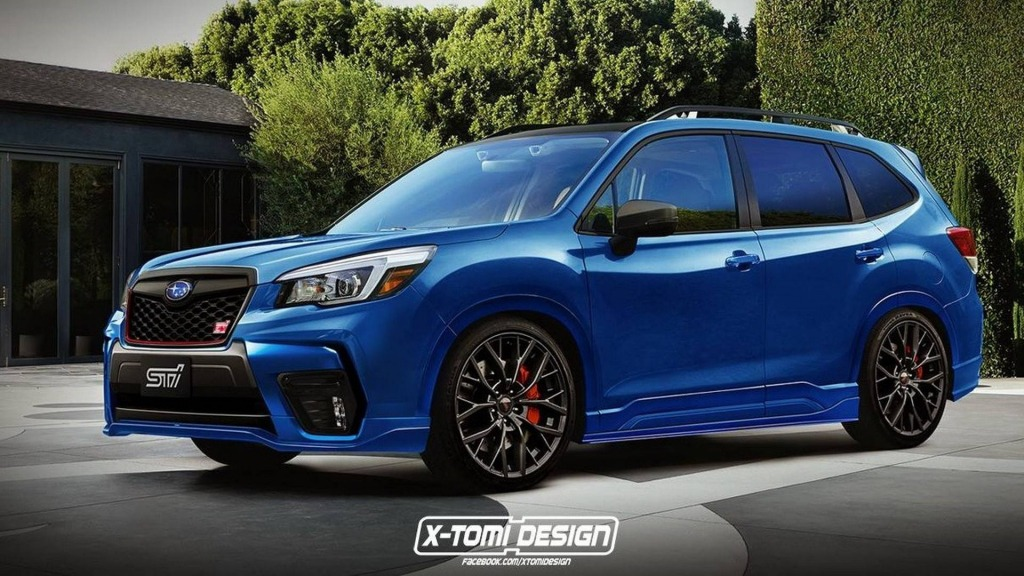 2021 Subaru Forester Wallpaper