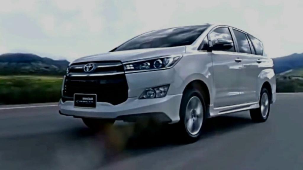 2021 Toyota Innova Concept