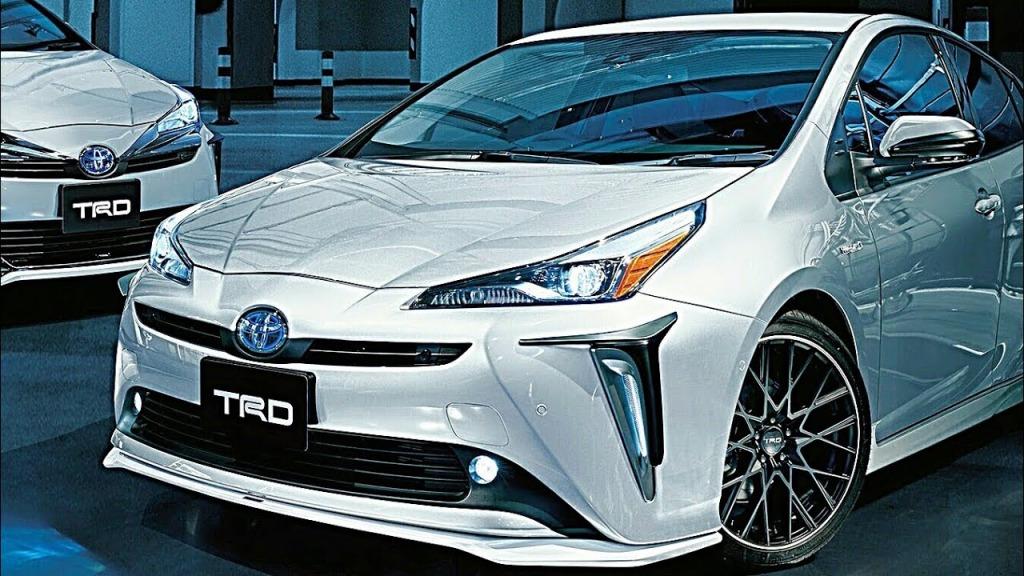 2021 Toyota PriusPictures Concept