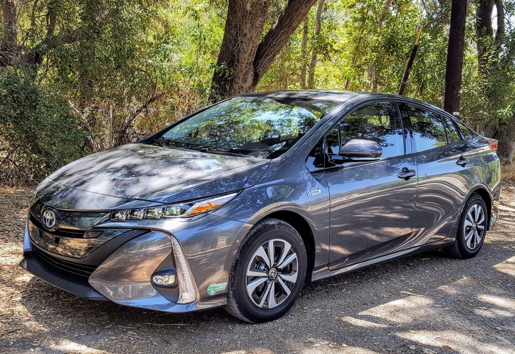 2021 Toyota PriusPictures Powertrain