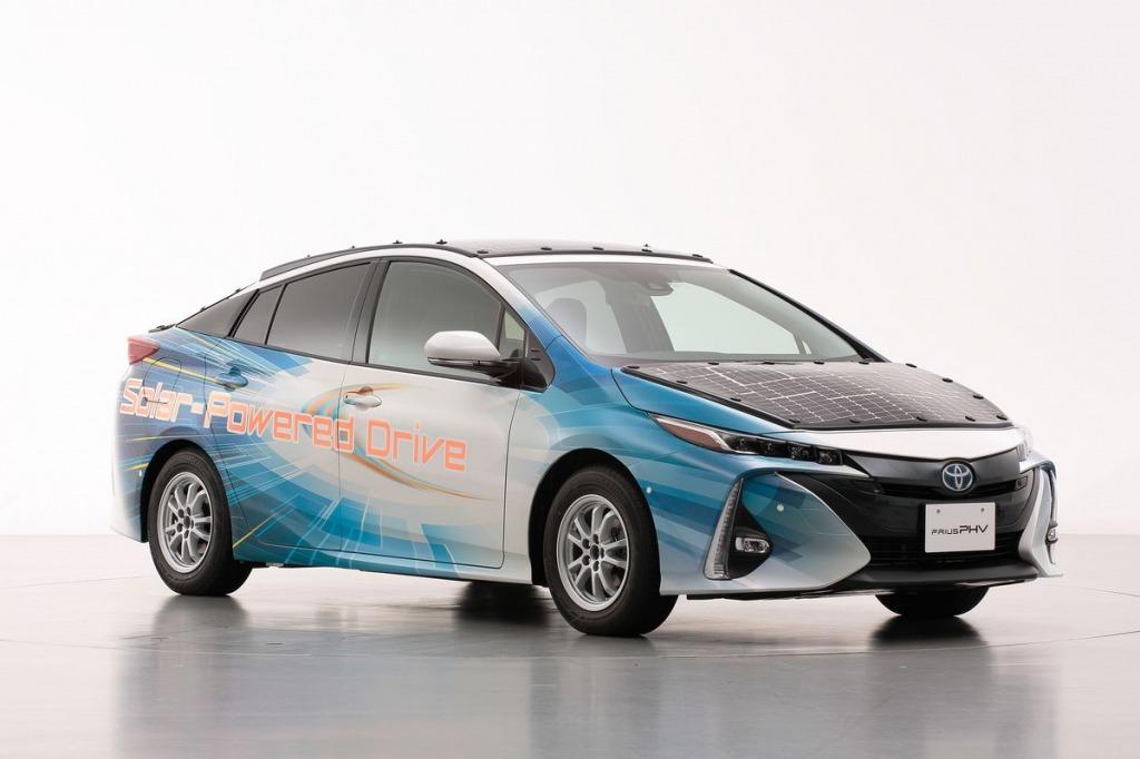 2021 Toyota PriusPictures Redesign