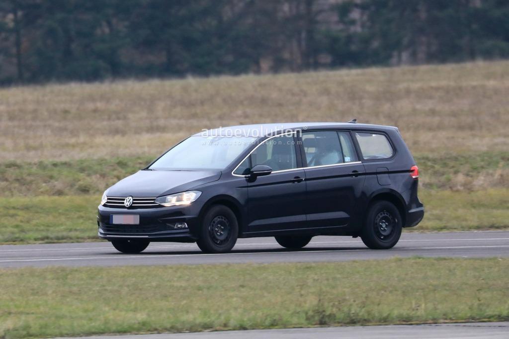 2021 Volkswagen Sharan Concept