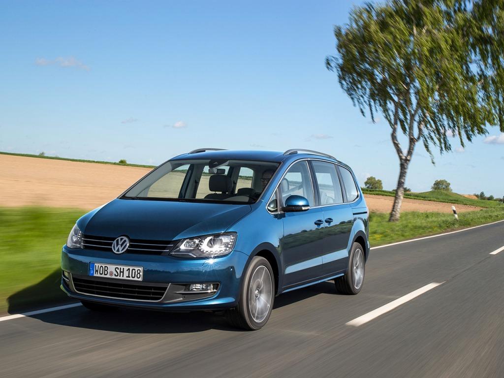 2021 Volkswagen Sharan Wallpapers