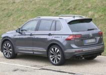 2021 Volkswagen Tiguan Images
