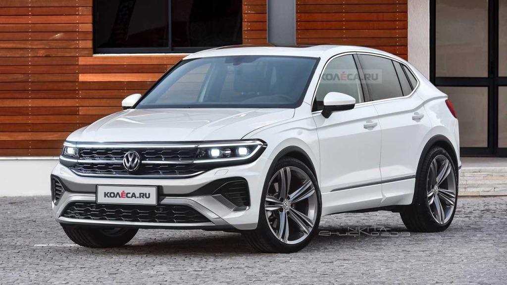 2021 Volkswagen Tiguan Redesign
