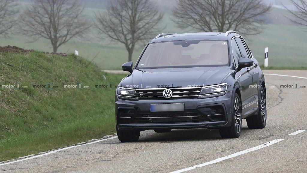 2021 Volkswagen Tiguan Wallpaper