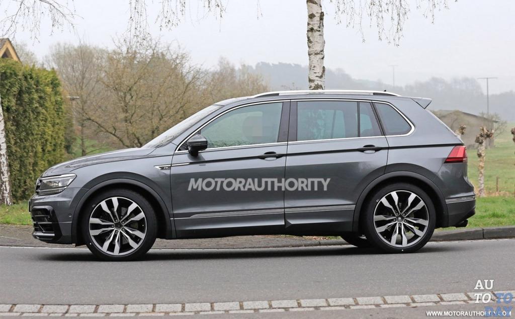 2021 Volkswagen Tiguan Wallpapers