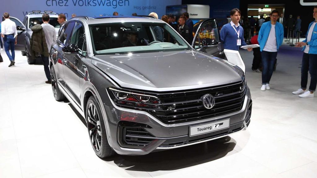 2021 Volkswagen Touareg Concept