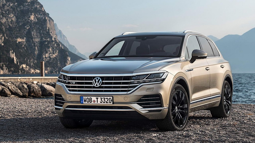 2021 Volkswagen Touareg Redesign