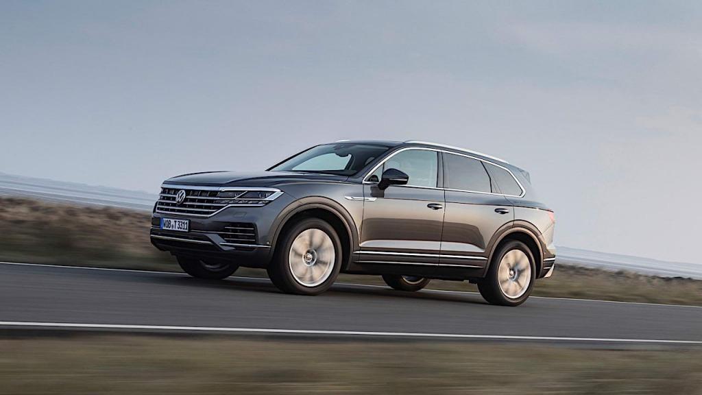 2021 Volkswagen Touareg Release Date