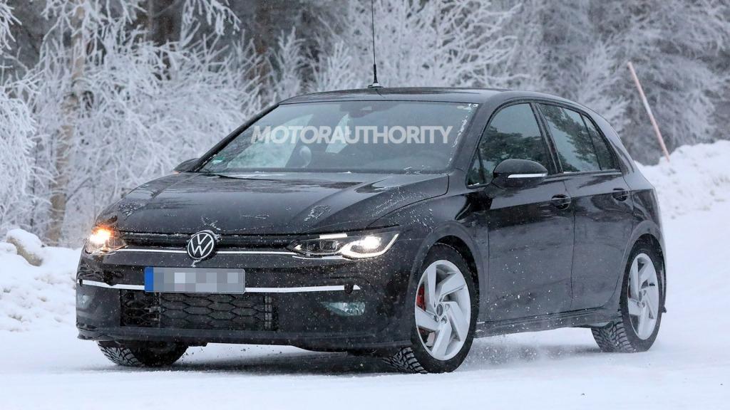 2021 VW Golf R USA Redesign