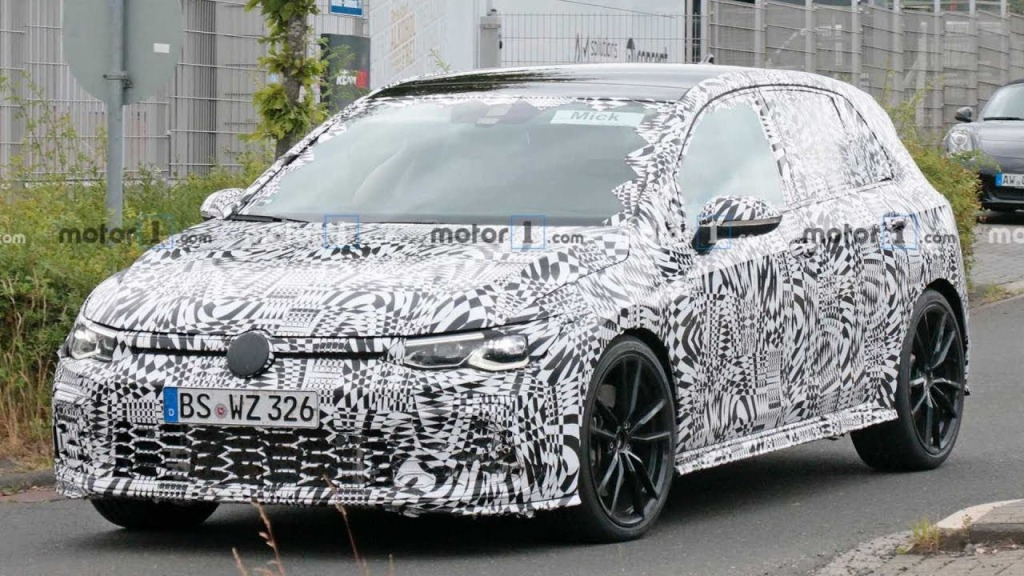 2021 VW Golf R USA Release Date