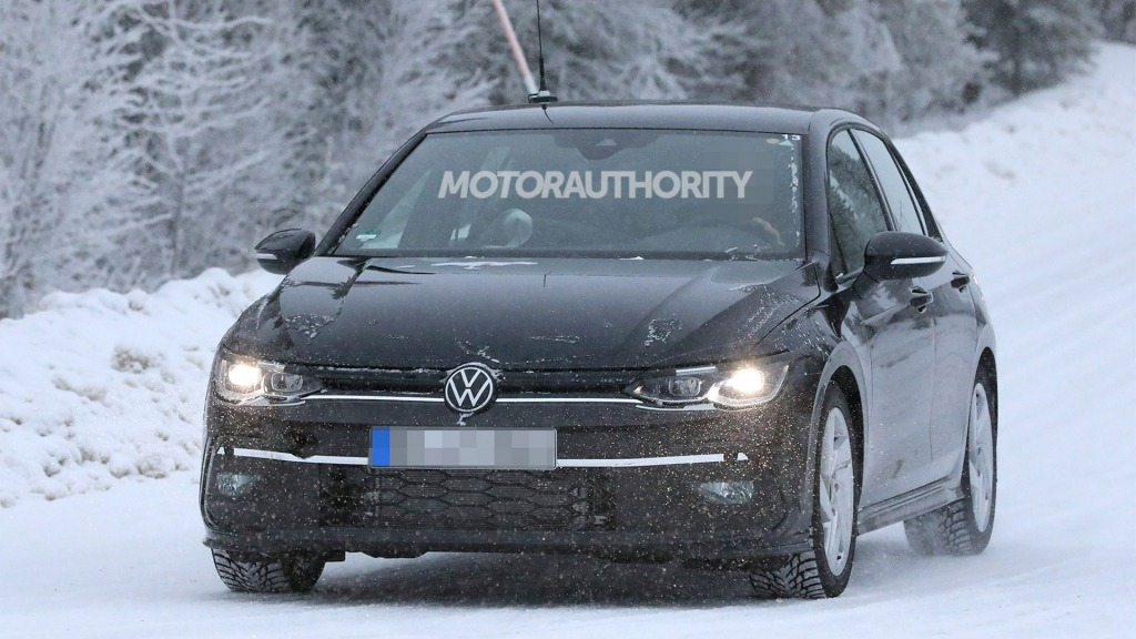 2021 VW Golf R USA Specs