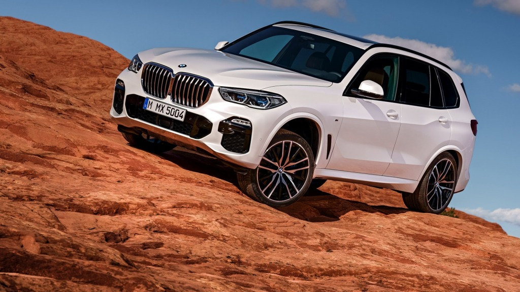 Next Gen BMW X5 Suv Redesign