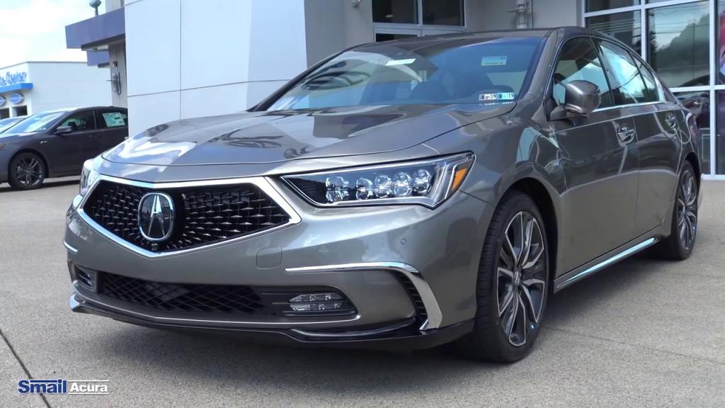 2021 Acura RLX Redesign