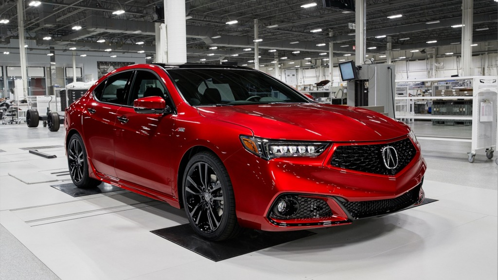 2021 Acura RLX Wallpapers