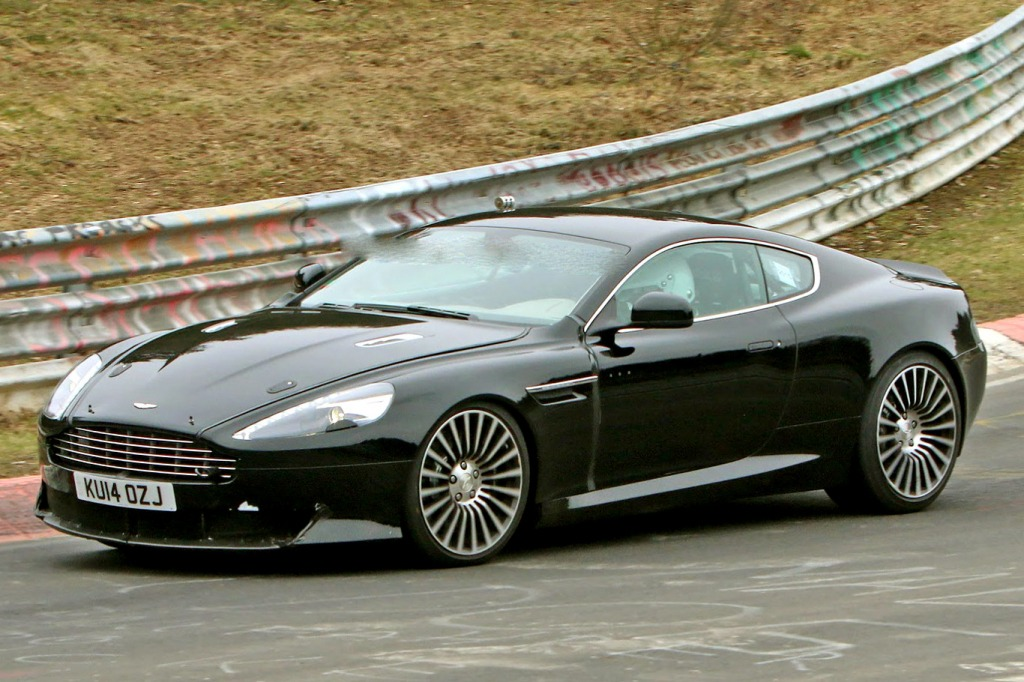 2021 Aston Martin DB9 Pictures