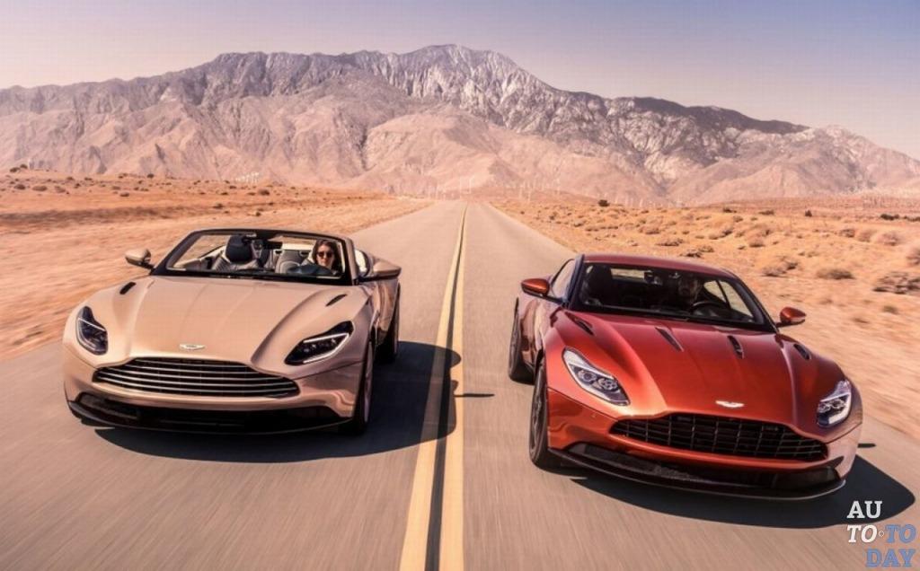 2021 Aston Martin DB9 Price