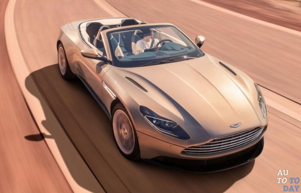 2021 Aston Martin DB9 Specs