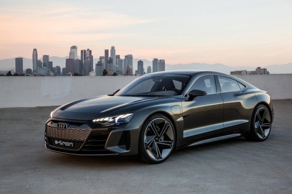2021 Audi A9 Images