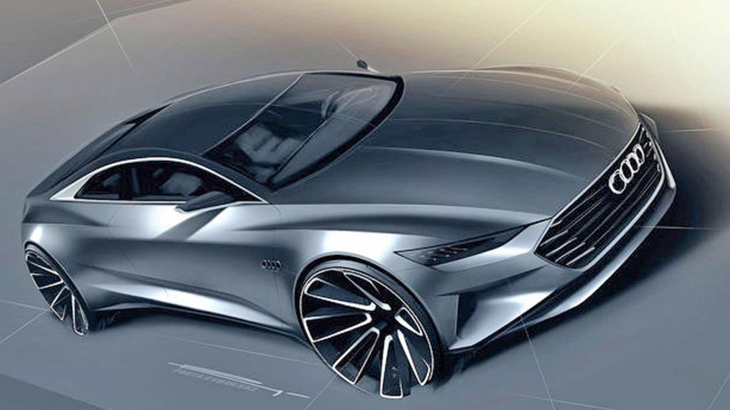 2021 Audi A9 Redesign