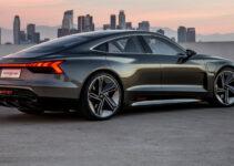 2021 Audi A9 Spy Shots