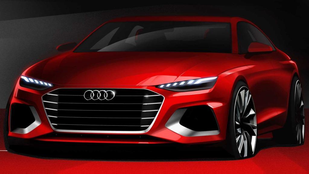 2021 Audi A9 Wallpaper