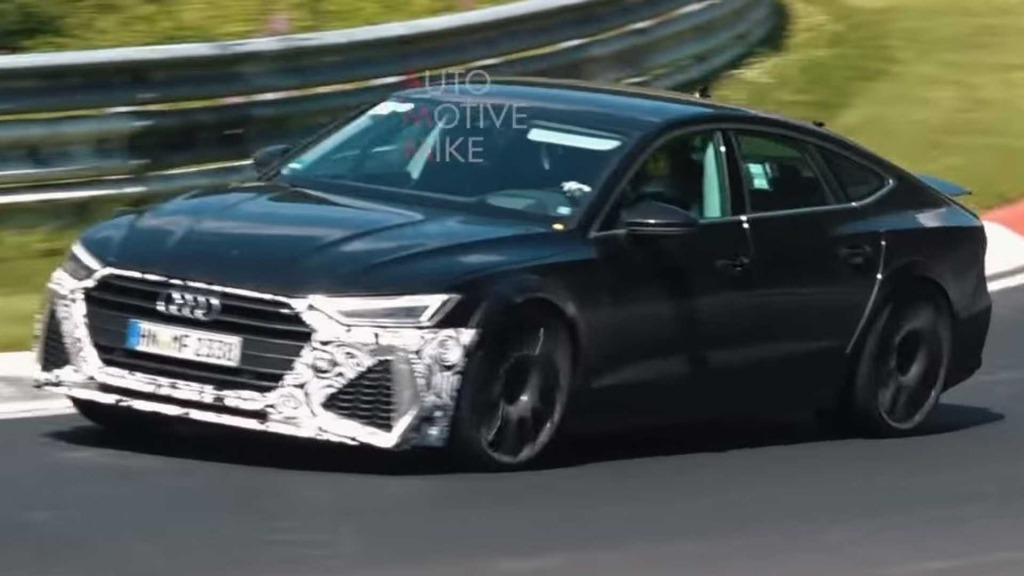 2021 Audi Rs7 Release date