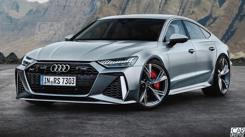 2021 Audi Rs7 Specs