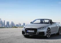 2021 Audi TT Redesign