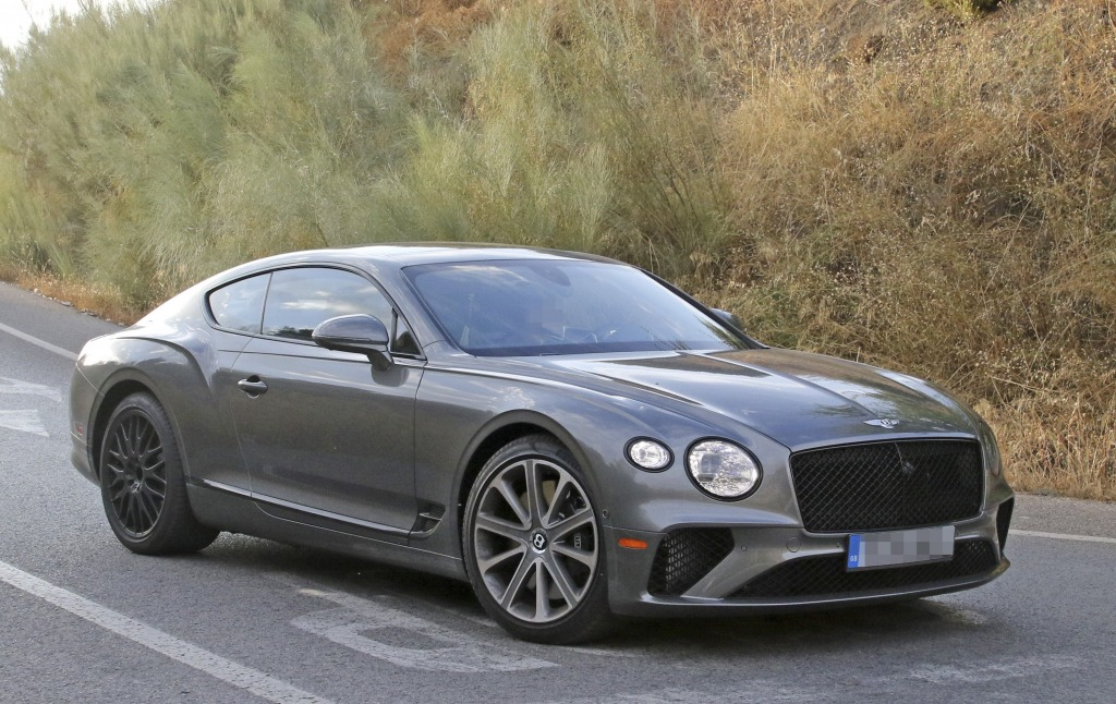2021 Bentley Continental GT Concept