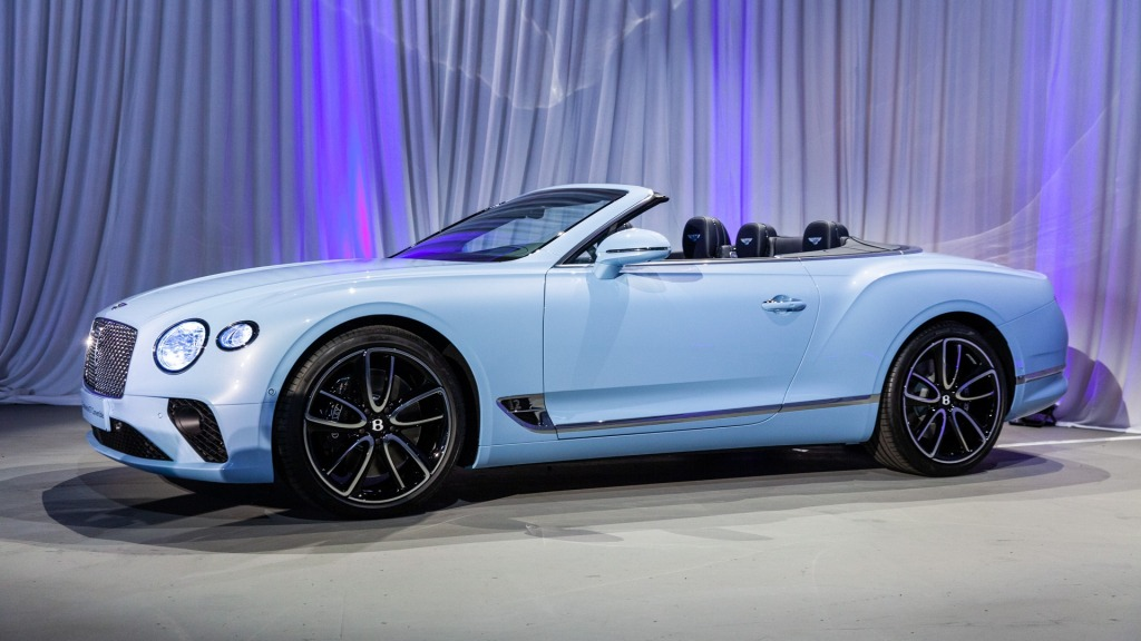 2021 Bentley Continental GT Redesign