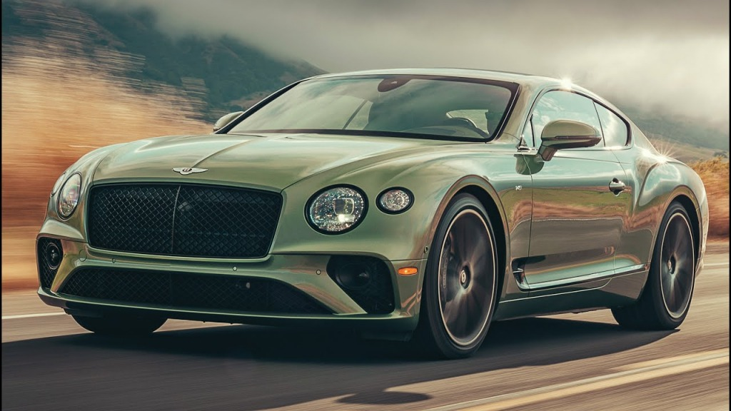 2021 Bentley Continental GT Release Date