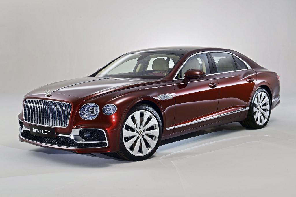 2021 Bentley Flying Spur Price