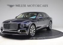 2021 Bentley Flying Spur Release date