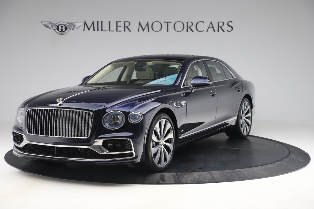 2021 Bentley Flying Spur Release date